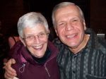 Sister Kathleen Desautels and Jose Lopez